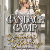 A Momentary Marriage Audiobook, by Candace Camp