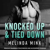 Knocked Up and Tied Down Audiobook, by Melinda Minx