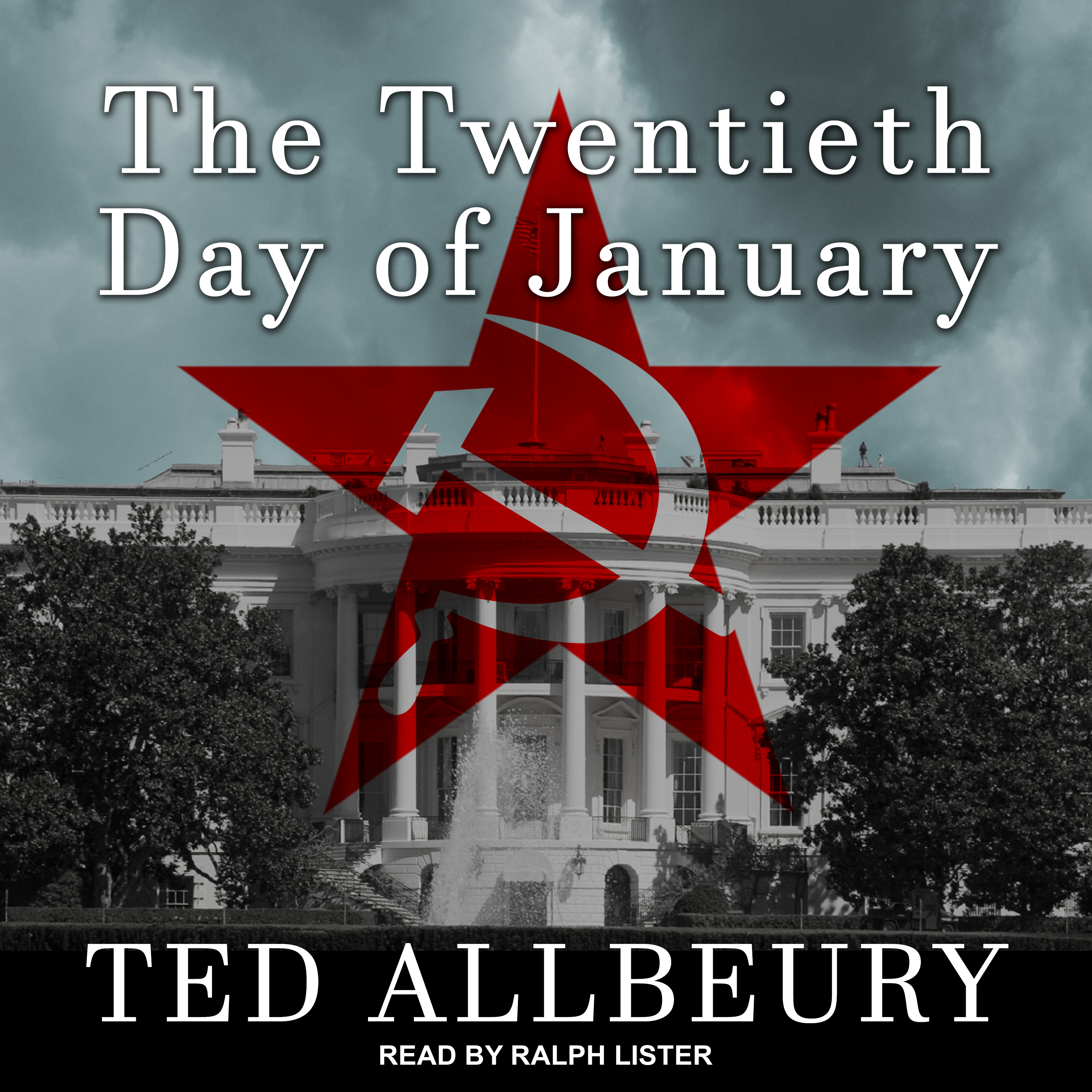 Printable The Twentieth Day of January Audiobook Cover Art
