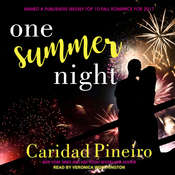 One Summer Night Audiobook, by Caridad Pineiro
