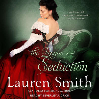 The Rogues Seduction Audiobook, by Lauren Smith