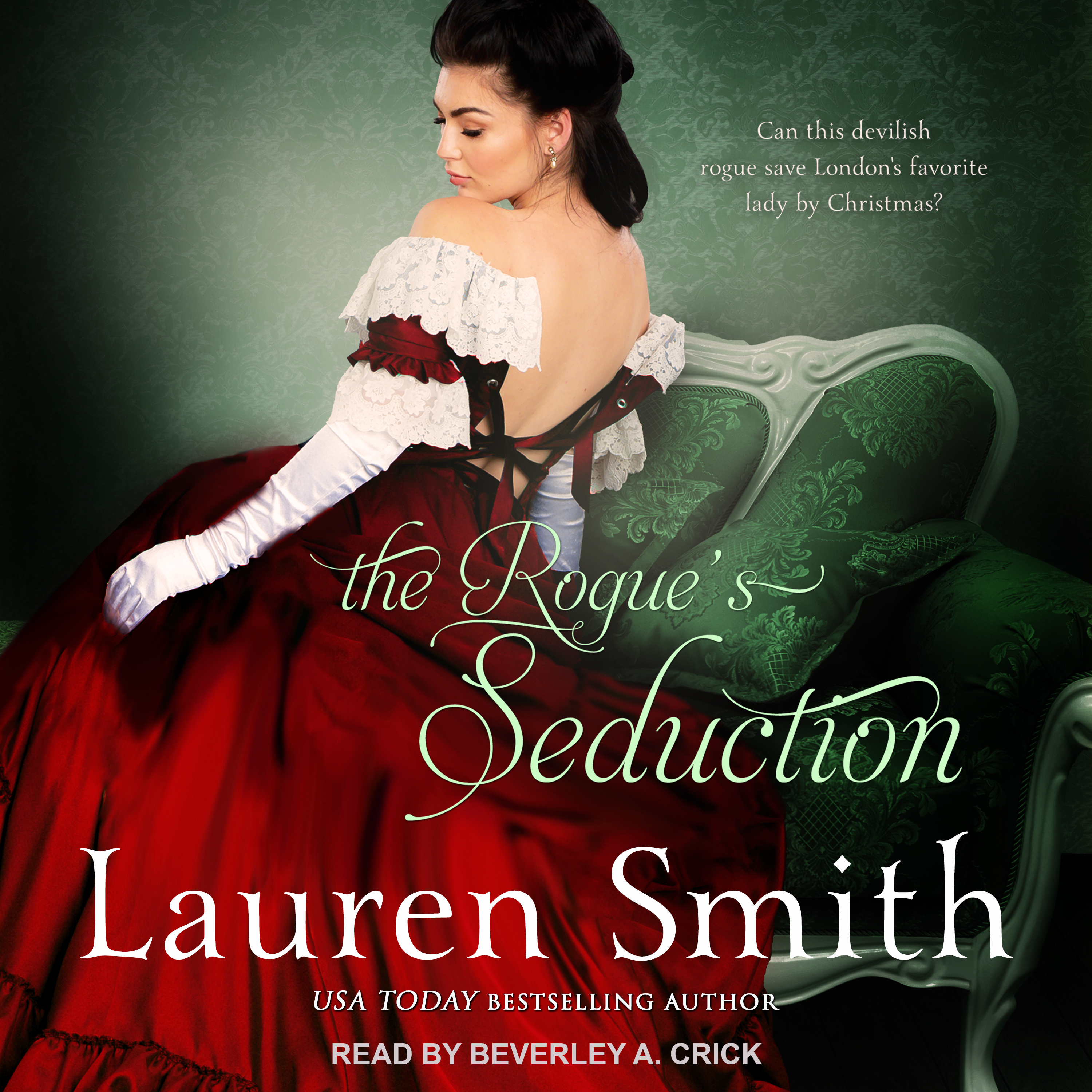Printable The Rogue's Seduction Audiobook Cover Art