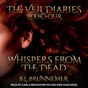 Whispers From The Dead Audiobook, by B.L. Brunnemer