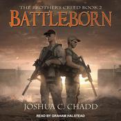 Battleborn Audiobook, by Joshua C. Chadd