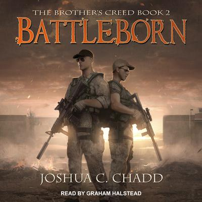 Battleborn Audiobook, by Joshua C. Chadd