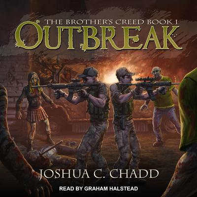 Outbreak Audiobook, by Joshua C. Chadd