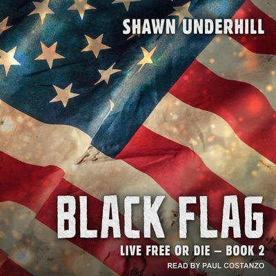 Black Flag Audiobook, by Shawn Underhill