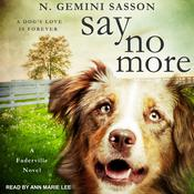 Say No More Audiobook, by N. Gemini Sasson