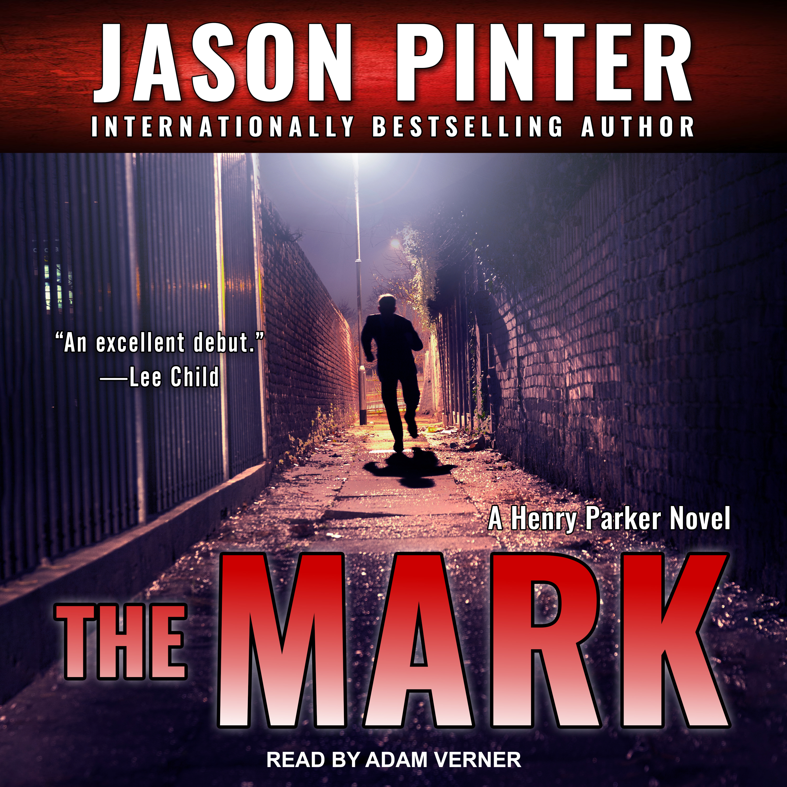 Printable The Mark Audiobook Cover Art