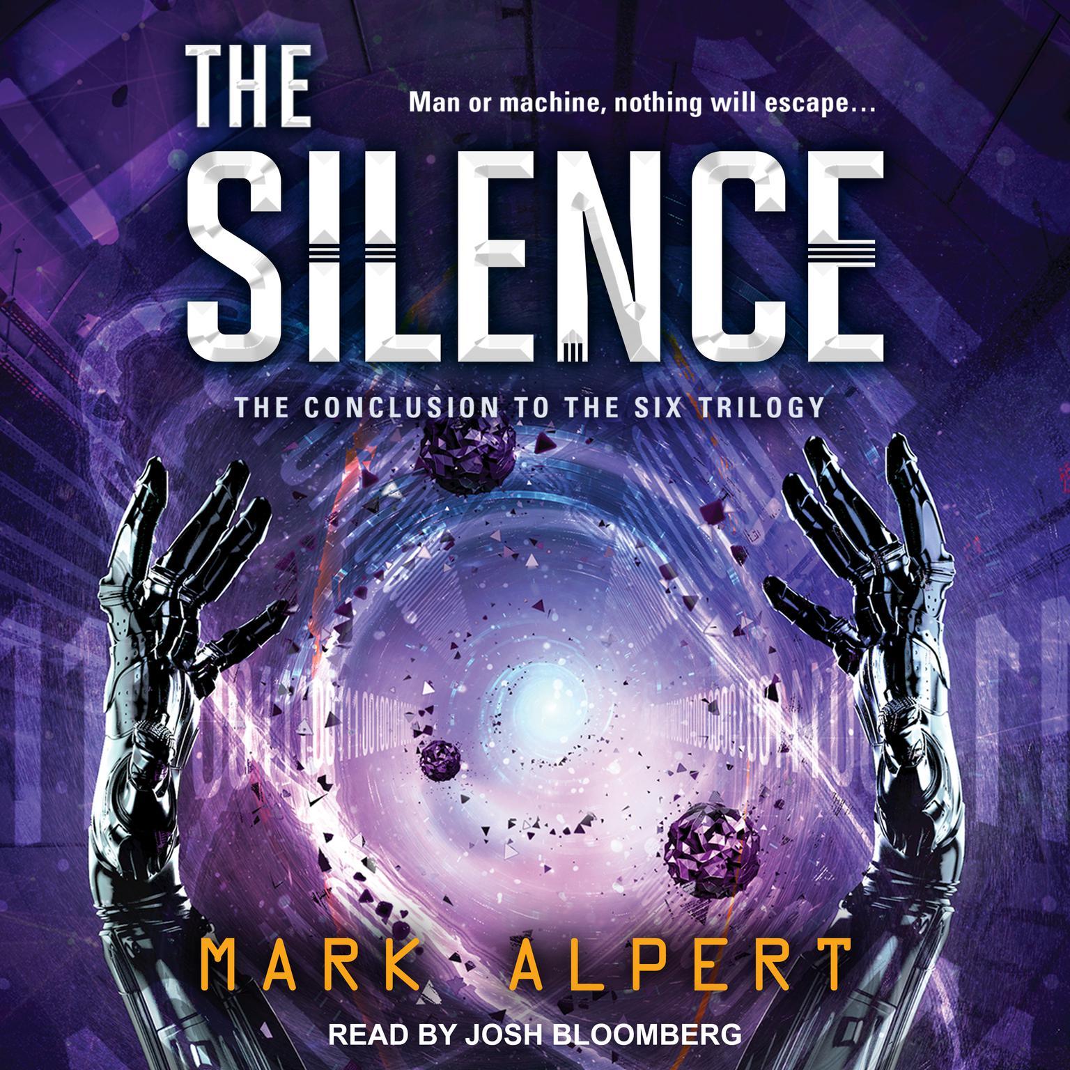 The Silence Audiobook, by Mark Alpert