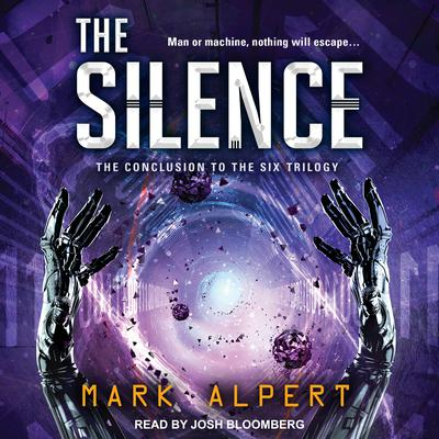 The Silence Audiobook, by Mark Alpert