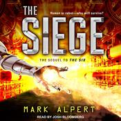 The Siege Audiobook, by Mark Alpert