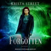 Forgotten Audiobook, by Krista Street