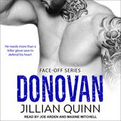 Donovan Audiobook, by Jillian Quinn