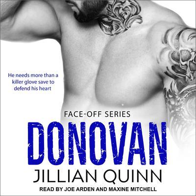 Donovan Audiobook, by Jillian Quinn