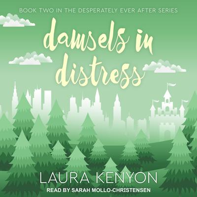 Damsels in Distress Audiobook, by Laura Kenyon