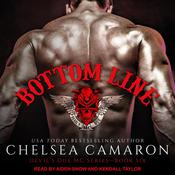 Bottom Line Audiobook, by Chelsea Camaron