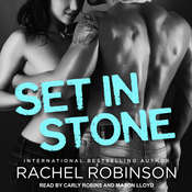 Set in Stone Audiobook, by Rachel Robinson