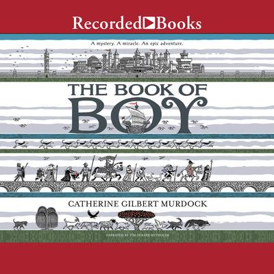 The Book of Boy Audiobook, by Catherine Gilbert Murdock