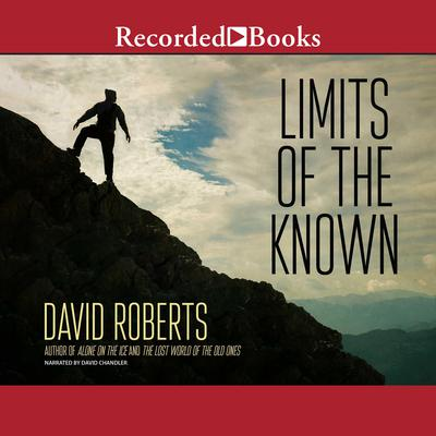 Limits of the Known Audiobook, by David Roberts