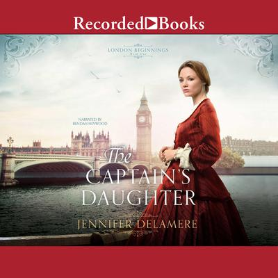 The Captain's Daughter Audiobook, by Jennifer Delamere