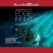 Edge of Infinity Audiobook, by Author Info Added Soon