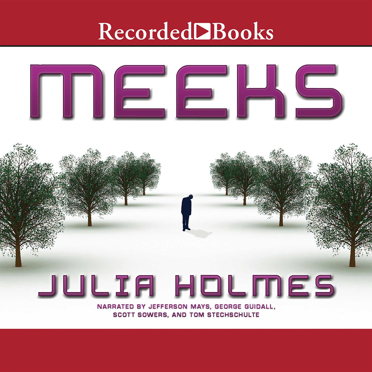 Printable Meeks Audiobook Cover Art