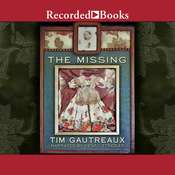The Missing Audiobook, by Tim Gautreaux