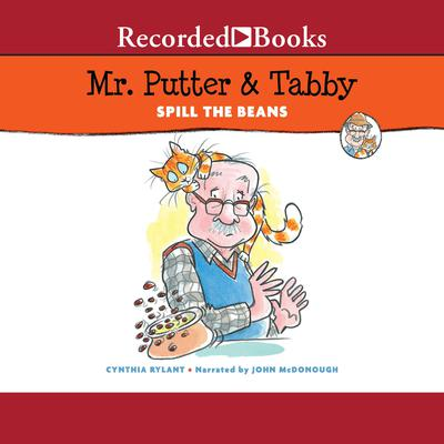Mr Putter and Tabby Spill the Beans Audiobook, by Cynthia Rylant