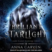 Brilliant Starlight Audiobook, by Anna Carven