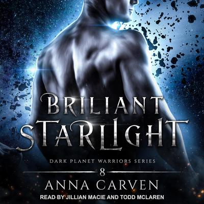 Brilliant Starlight Audiobook, by Anna Carven