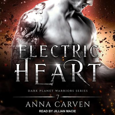 Electric Heart Audiobook, by Anna Carven