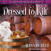 Dressed to Kilt Audiobook, by Hannah Reed