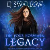 The Four Horsemen: Legacy Audiobook, by LJ Swallow