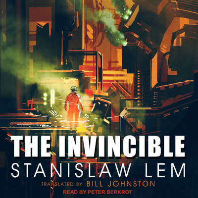 The Invincible Audiobook, by Stanislaw Lem