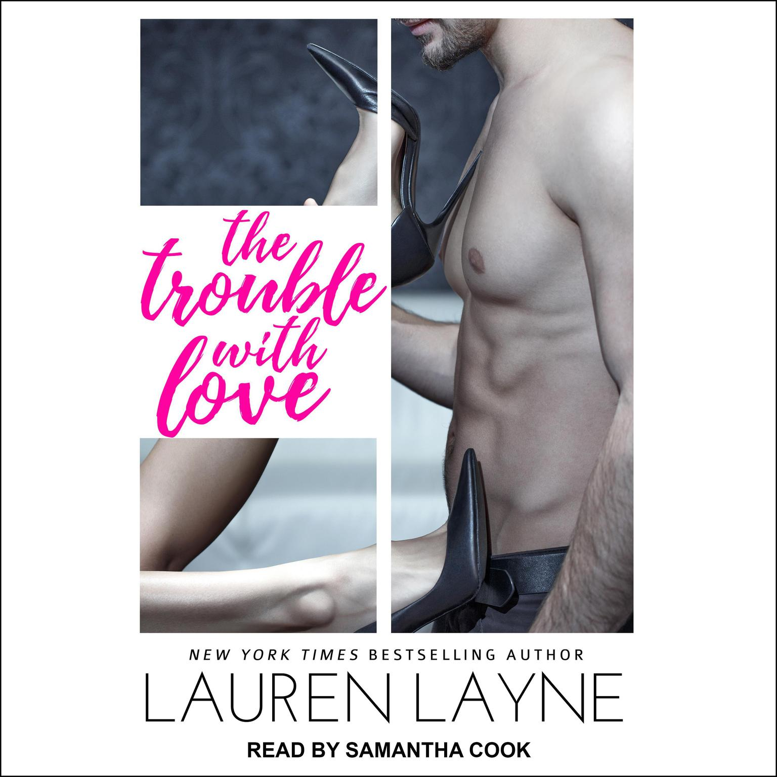 Printable The Trouble With Love Audiobook Cover Art