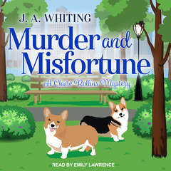 Murder and Misfortune Audiobook, by J. A. Whiting