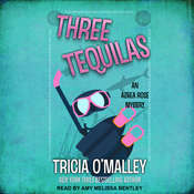 Three Tequilas Audiobook, by Tricia O'Malley