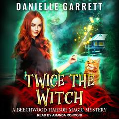 Twice the Witch Audiobook, by Danielle Garrett