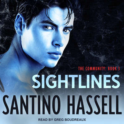 Sightlines Audiobook, by Santino Hassell