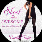 Shock and Awesome Audiobook, by Camilla Chafer