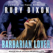 Barbarian Lover Audiobook, by Ruby Dixon