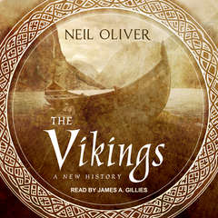 The Vikings: A New History Audiobook, by Neil Oliver