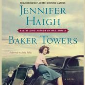 Baker Towers Audiobook, by Jennifer Haigh