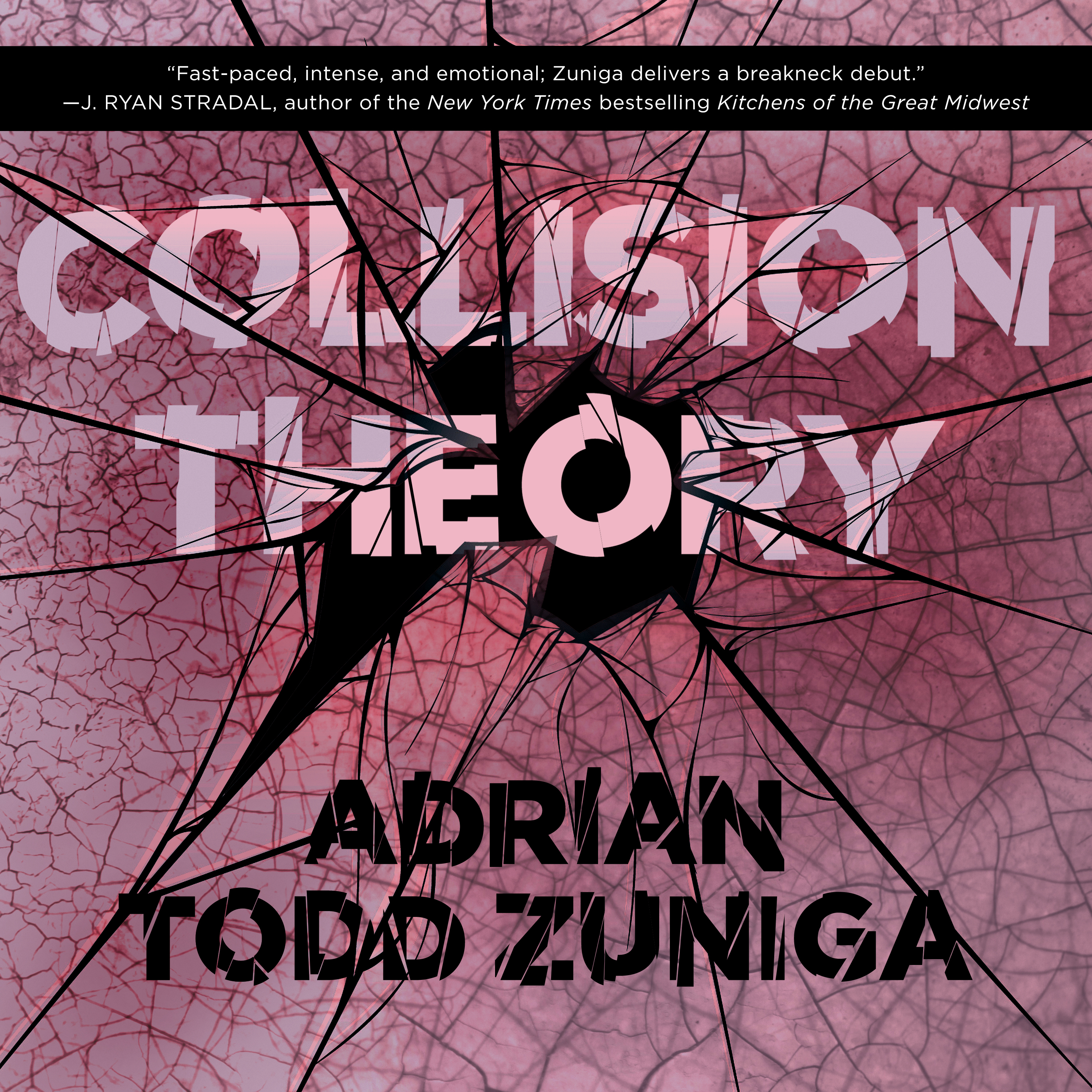 Printable Collision Theory Audiobook Cover Art