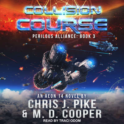 Collision Course Audiobook, by M. D. Cooper