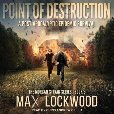 Point of Destruction Audiobook, by Max Lockwood