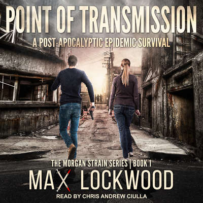 Point of Transmission Audiobook, by Max Lockwood