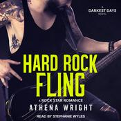 Hard Rock Fling: A Rock Star Romance Audiobook, by Athena Wright