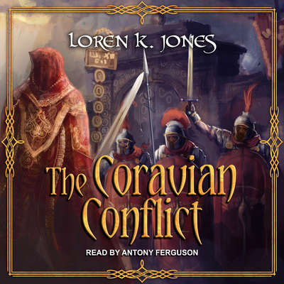 The Coravian Conflict Audiobook, by Loren K. Jones